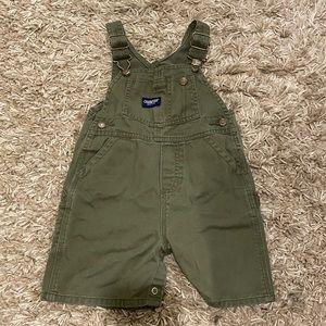 Oshkosh Army Green Shortalls 18M